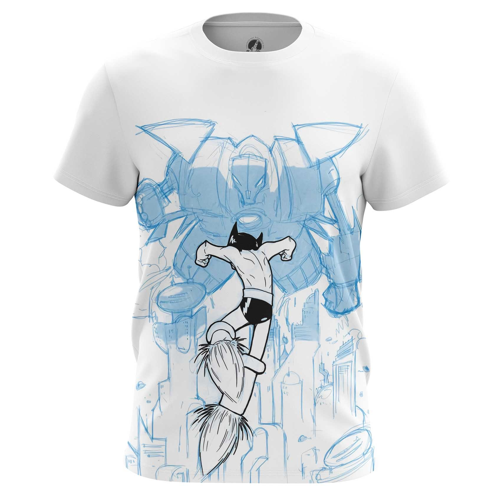 Merchandise T-Shirt Astro Boy Merch Astroboy Animation Japan