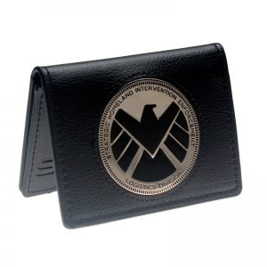 - Agents Of S H I E L D Phil Coulson Badge Wallet Dft 1270 12