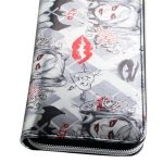 Arkham-Knight-Harley-Quinn-Zip-Up-Wallet-Women-Purse-Dft-1943