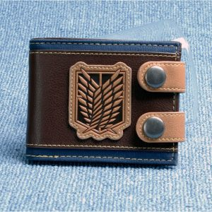 - Attack On Titan Wings Of Liberty Wallet Dft 1434