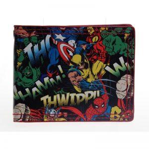 Merchandise Wallet Marvel Classic Superheroes Avengers