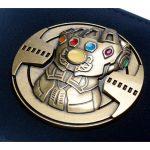 Avengers-Infinity-War-Infinite-Power-Graphic-Men-Wallet-Women-Purse-Dft-3091