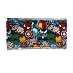 - Avengers Wallet Women Long Purse Dft 6020