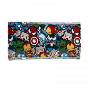 - Avengers Wallet Women Long Purse Dft 6020