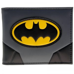 - Batman Bi Fold Wallet Women Purse Dft 10046