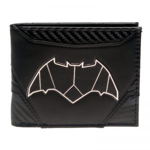 - Batman Bifold Men Wallet Women Purse Dft 13010