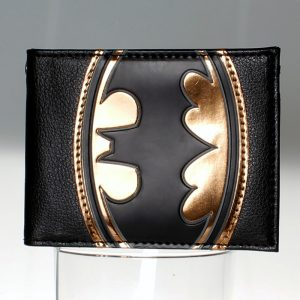 - Batman Embossing Black Men Wallet Women Purse Dft 1542