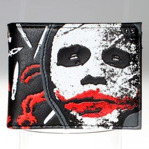 Merchandise Wallet Joker Heath Ledger 3D Dark Knight