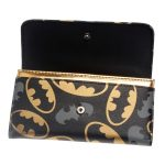 Batman-Printed-Fashion-Women-Black-Wallets-Women-S-Long-Design-Purse-Two-Fold-More-Color-Clutch