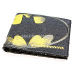 Batman-Vintage-Logo-Synthetic-Leather-Wallet-Billfold-Dft-1206