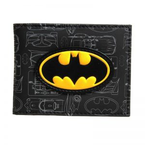 - Batman Red Hood Wallet Young Men And Women Students Personality Brief Paragraph Fashion Purse Dft 1418