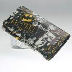 Batman-Wallet-Women-Blue-Long-Wallet-Pika-Purse-Dft-1286