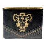 - Black Clover Wallet Bi Fold Purse Dft 3107