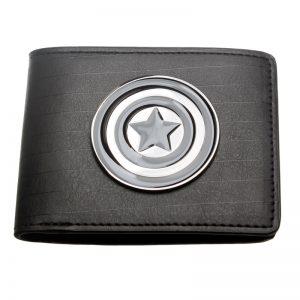 Merchandise Wallet Captain America Badge 3D Print Shield