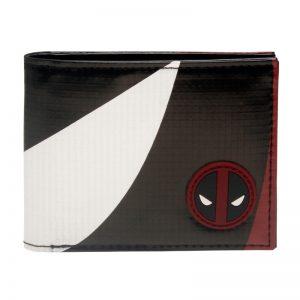 Merch Wallet Deadpool Mask Inspired Red