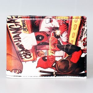 Merch Wallet Deadpool Chimichanga Classic