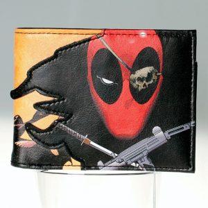 Merch Wallet Deadpool As Pirate Flag Inspired Face