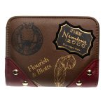 Diagon-Alley-Wallet-Metal-Badge-Brown-Date-Red-Patch-Printed-Embroidered-Wallet-Gift-For-Girls-Wallet