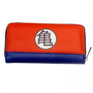 - Dragon Ball Z Letter Zip Around Wallet Women Purse Dft 5012