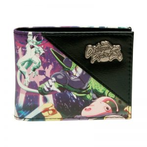 - Dragon Ball Z Men Wallet Women Purse Dft 3138