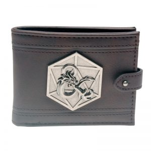 Collectibles Wallet Dungeons And Dragons Merch