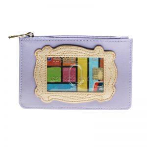 - Friends Credit Card Holder Wallet Women Coin Purse Dft 4537