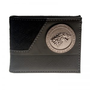 Collectibles Wallet Game Of Thrones House Stark Badge Crest