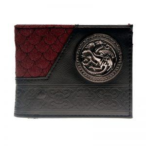Merch Wallet Targaryen House Badge Game Of Thrones