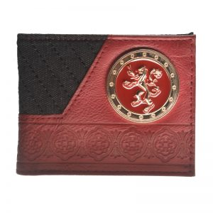 Merch Wallet Lannisters Game Of Thrones Lion
