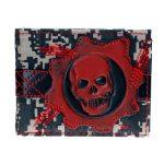 - Gears Of War Wallet Bi Fold Wallet Dft 1468