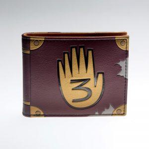 - Gravity Falls Bi Fold Wallet Women Purse Dft 1828