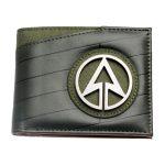 Green-Arrow-Women-S-Hero-Wallet-Women-Purse-Dft-1824