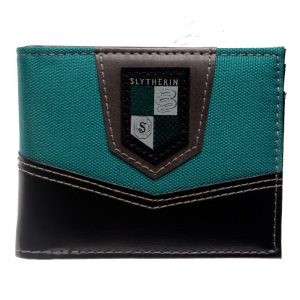 Merchandise Wallet Slytherin Harry Potter Badge