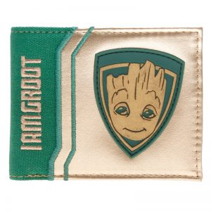 Merchandise Wallet Guardians Of The Galaxy I Am Groot Baby