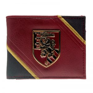 Merchandise Wallet Harry Potter Gryffindor Houses Of Hogwarts