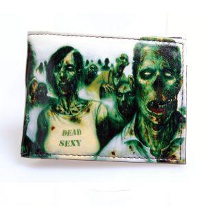Collectibles Wallet Walking Dead Dead Sexy