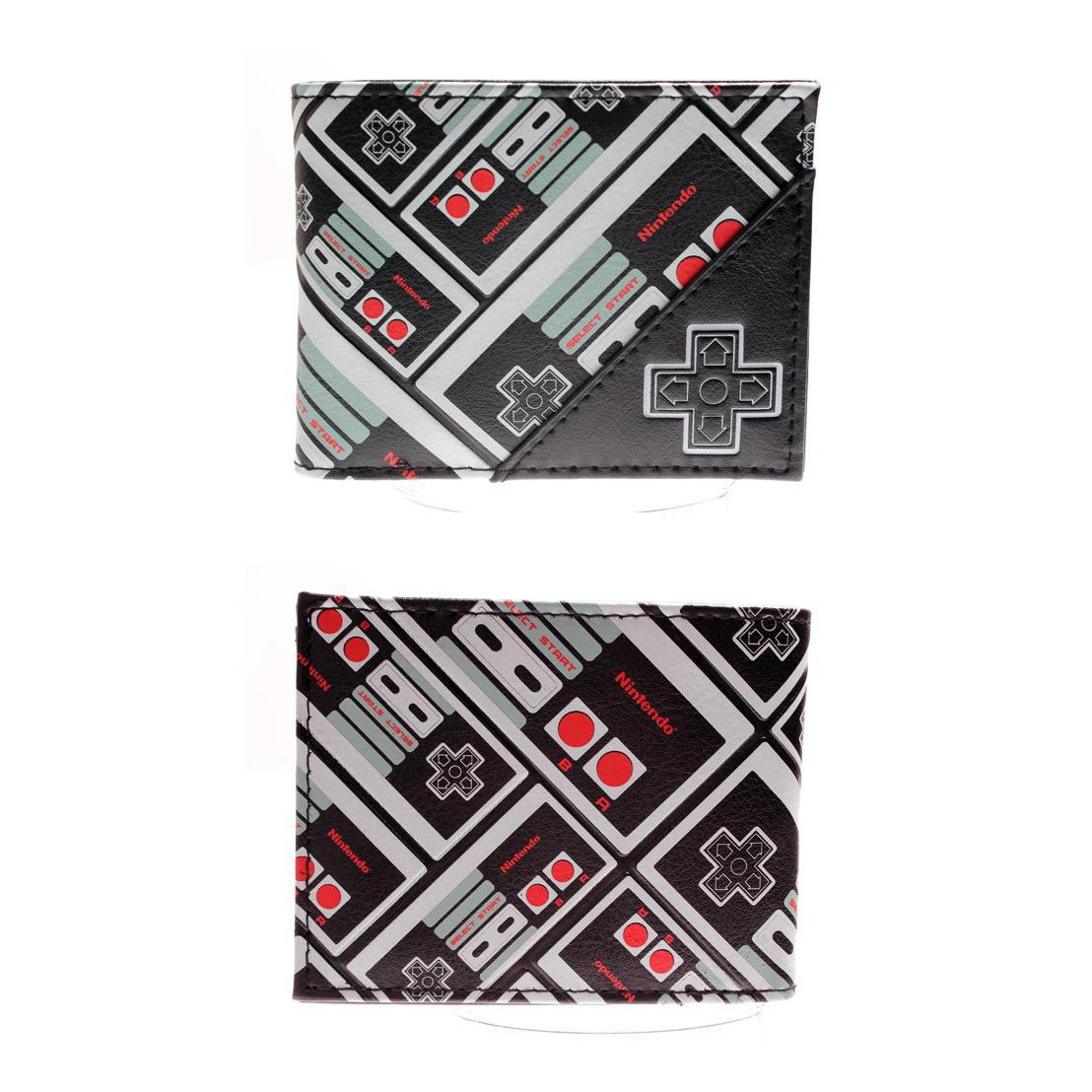Merchandise Wallet Nintendo Game Controller Classic