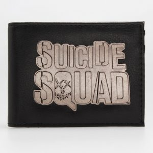 Collectibles Wallet Suicide Squad Logo Title Movie