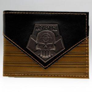 Harley Quinn Bi Fold Wallet DFT 1956