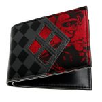 Collectibles Wallet Harley Quinn Dcu Logo Red Black