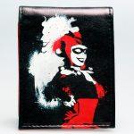 - Harley Quinn Joker Bi Fold Wallet Dtf 1935
