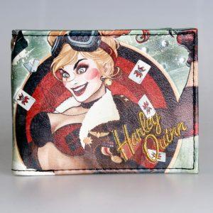 Merch Wallet Harley Quinn Comic Books Classic