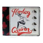 Collectibles Wallet Harley Quinn Comics Vintage Illustartion