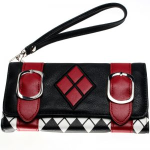 - Harley Quinn Wallet Women Purse Dft 2003 12
