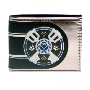 Kingdom Hearts Bifold Wallet DFT 3134