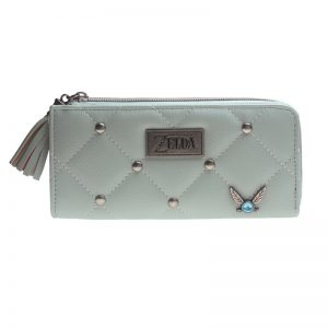 - Legend Of Zelda Navi L Zip Wallet Purse Dft 5524 6