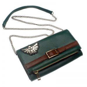 - Legend Of Zelda Wallet Women Purse Folding Handbag Dft 5521