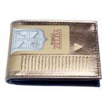 Men-Gold-Cartridge-Bi-Fold-Wallet-Women-Purse-Dft-2040