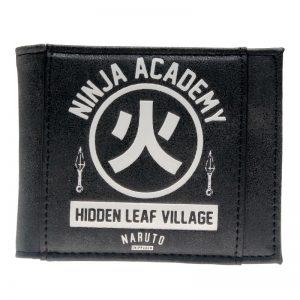 Merch Wallet Naruto Ninja Academy Hidden Leaf