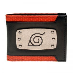 Merch Wallet Naruto Gama-Chan Uzumaki'S Toad